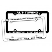 Licence Plate Frames